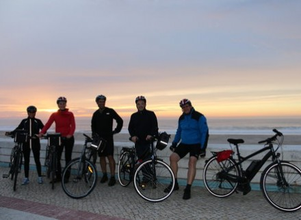 Atlantic Coast - Porto to Lisbon Guided Bike Tour